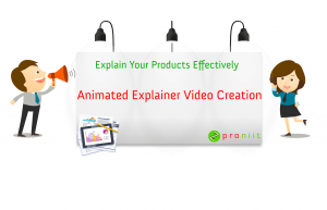2D Animated and Whiteboard Explainer Video Creation